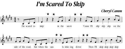 I'm Scared To Skip