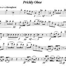 Prickly Oboe
