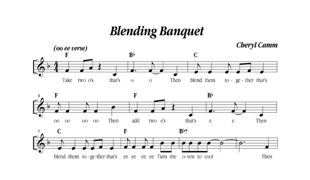 Blending Banquet