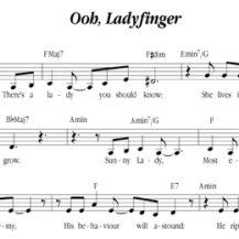 Ooh Ladyfinger