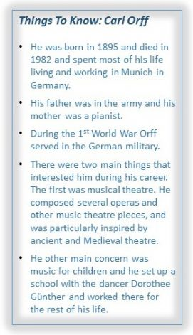 Things To Know Orff