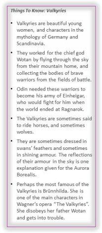 Things To Know Valkyries