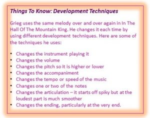Things To Know development