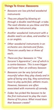 things to know bassoons