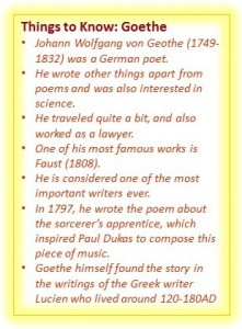 things to know goethe