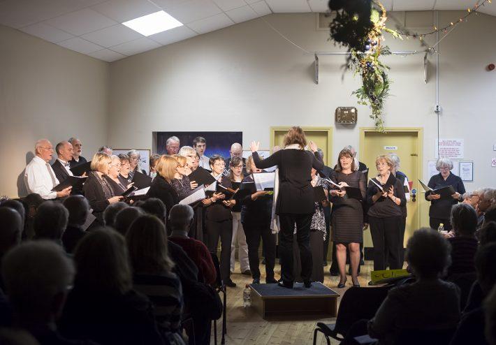 The Bridge Singers in Inaugural Concert 7th December 2015