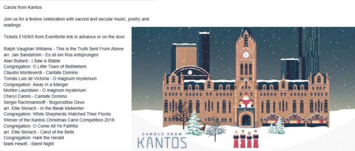 Kantos 2018 Christmas