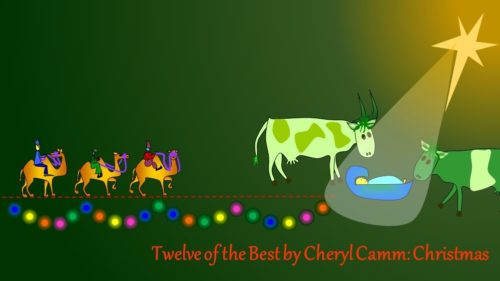Twelve of the best Christmas title page