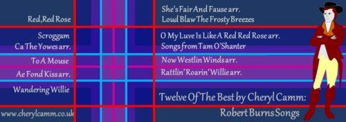 twelve of the best Robert Burns. featured image